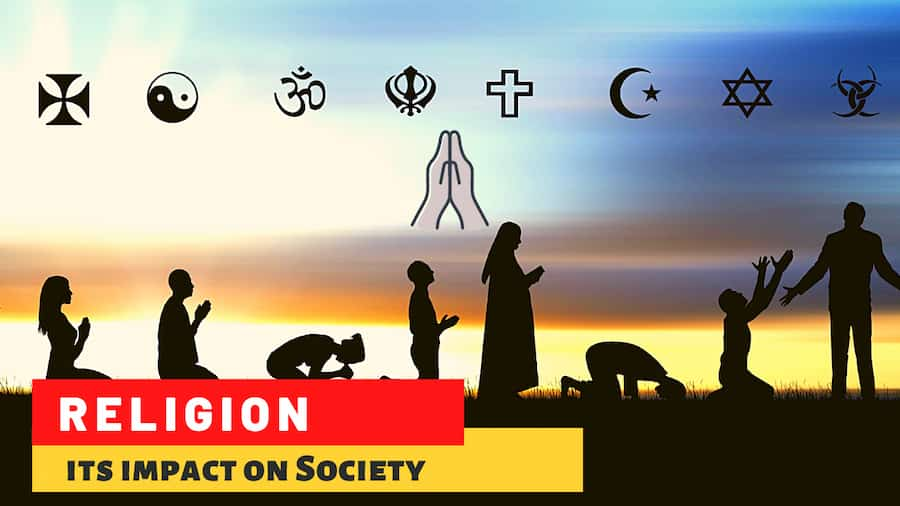 Image: Define Religion and its impact on Society